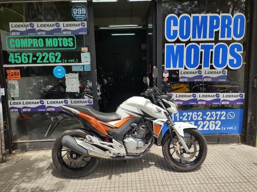 Honda Twister 250 Cb 250  -  Alfamotos 1127622372 Permuto