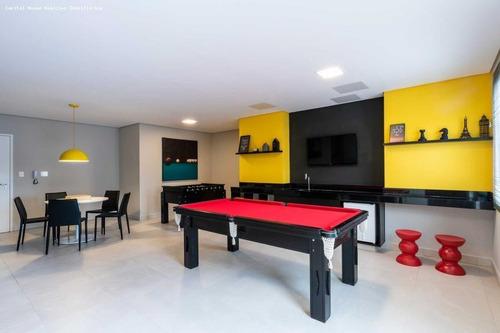 Apartamento Para Venda Em São Paulo, Campo Belo, 2 Dormitórios, 1 Suíte, 2 Banheiros, 1 Vaga - Cap0220_1-1180104