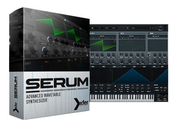 Xfer Records - Serum + Presets Brinde
