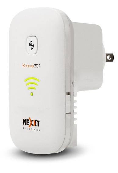 Repetidor Wifi Nexxt Kronos 301 Amplificador 300mbps