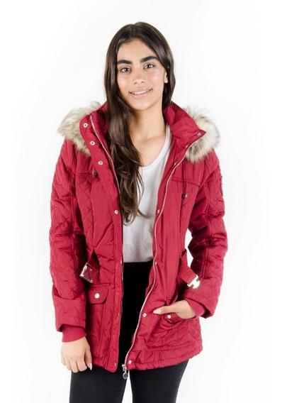 Chamarra Mujer Greenlander Cap5120 Invierno Moda