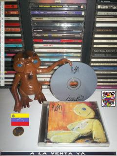 Korn - Cd Original - Un Tesoro Músical