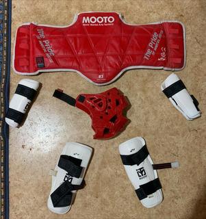 Equipo De Taekwondo Mooto