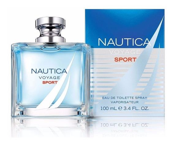 Perfume Nautica Voyage Sport Caballero 100ml Original 100%