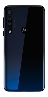 Celular Moto One Macro 64gb Xt2016 Dual Pagt0007br Motorola