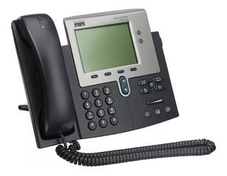 Telefone Cisco Ip Phone 7941 Cp-7941g C/nf E Frete Grátis !