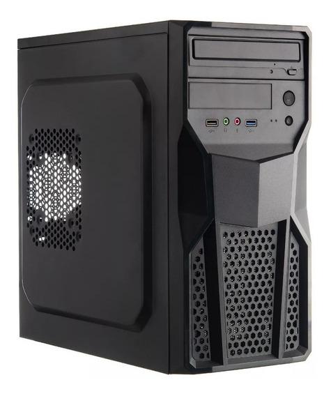 Computador Amd Athlon Ii 4gb Hd 320gb Dvd Nota Fiscal
