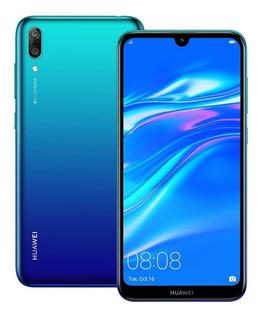 Huawei Y7 2019 Dual Sim 32gb - 3gb Ram Somos Tienda