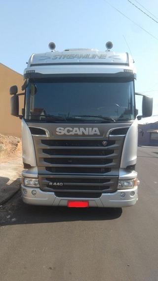 Scania Highline Streamline 440 6x2 Ùnico Dono 2016/16