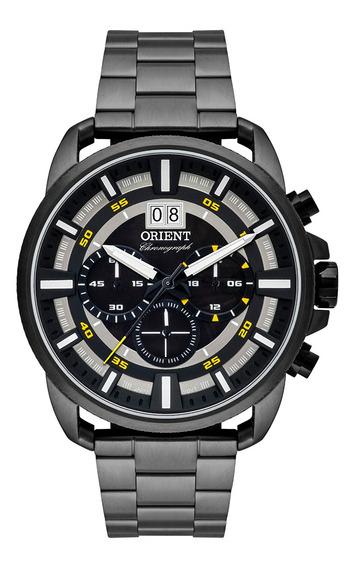 Relógio Orient Cronógrafo Masculino Titânio Myssc008 P1gx