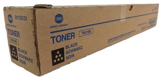 Toner Konica Minolta Tn216k Black