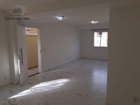 Casa Para Alugar No Bairro Paisagem Renoir Em Cotia - Sp. - 46-2