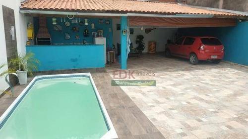 Imagem 1 de 12 de Casa Com 3 Dormitórios À Venda Por R$ 795.000 - Portão - Arujá/sp - Ca5804