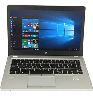 Laptop Hp Folio 9480m I5 4300u 12gb 240gbssd Usada Excelente