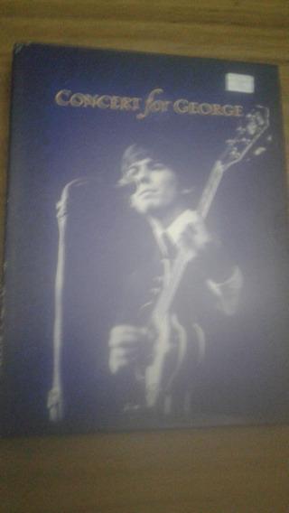 Dvd Concert For George Ind Argentina