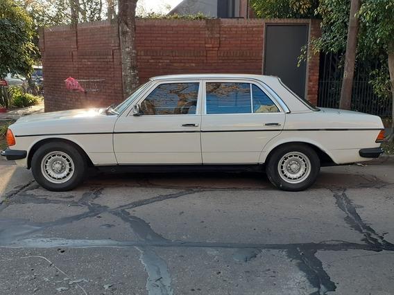 Mercedes-benz 230e 1981 Automatico