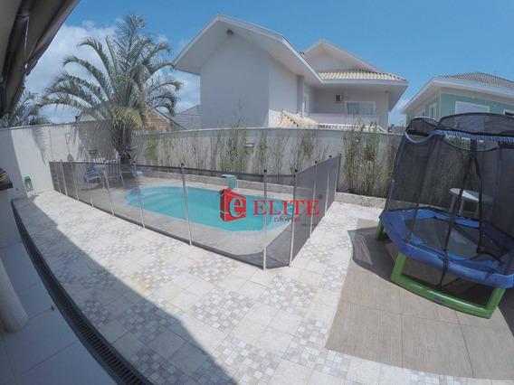 Vende Ou Troca / Permuta Sobrado Com 4 Dormitórios À Venda, 300 M² Por R$ 950.000 - Jardim Califórnia - Jacareí/sp - So0588