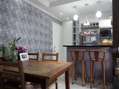 Imagem 1 de 30 de Apartamento Com 02 Dormitórios E 48 M² A Venda No Parque Rebouças, São Paulo | Sp. - Ap3107v