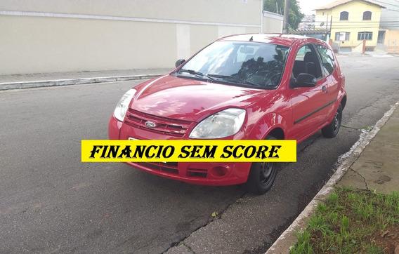 Ford Ka 2011 Financiamento Com Score Baixo