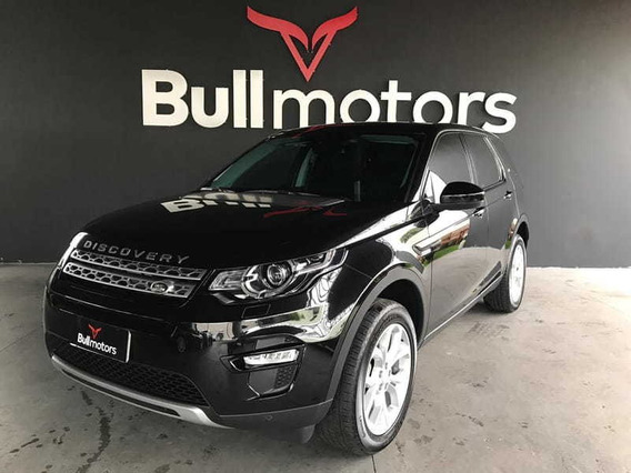 Land Rover Discovery Sport 2.0 Sd4 Diesel Hse 4p Aut 2