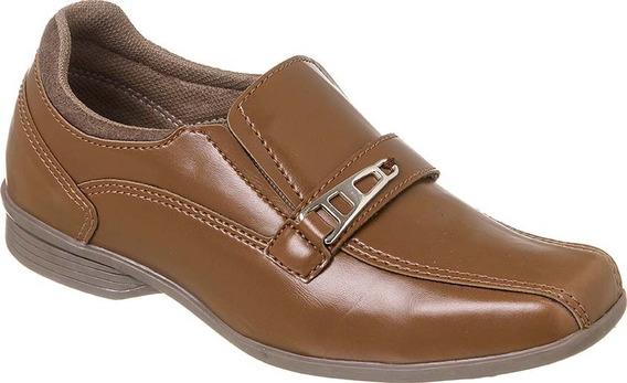 Sapato Social Infantil Menino Batizado Formatura Pajem 927