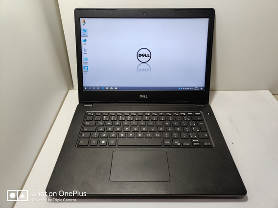 Notebook Dell Latitude 3480 Intel Core I5 7ºger 8gb 500gb Hd