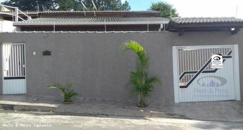 Casa Para Venda Em Bragança Paulista, Vem Viver, 2 Dormitórios, 1 Banheiro, 4 Vagas - 962_2-706867