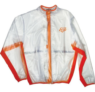 Impermeable Fox Fluid Mx Jacket #10033-009