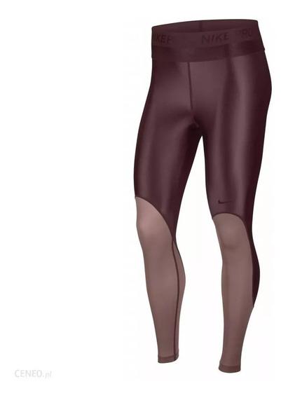 Calza Mujer Larga Nike Pro Hypercool Crossfit Entrenamiento