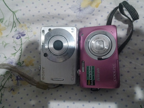 Câmeras Digital Defeito