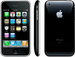 iPhone 3 Gs Preto