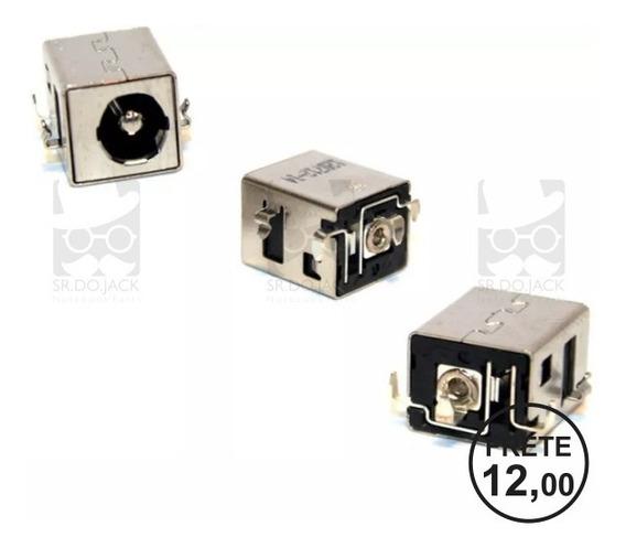 Dc Power Jack Positivo Sim+ 4045 4085 4151 4995m 5160