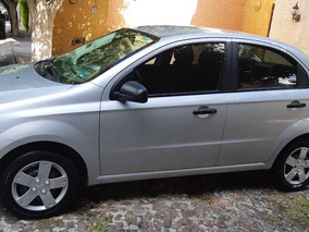 Chevrolet Aveo 1.6 Ls Aire Mt Impecable