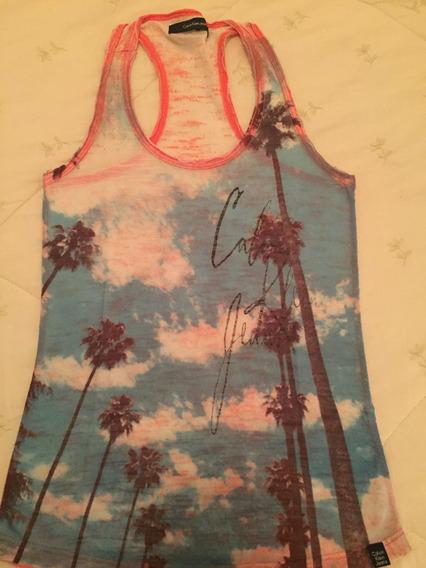 Blusa Para Meninas Da Calvin Klein