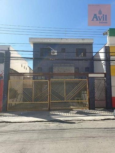 Prédio À Venda, 575 M² Por R$ 2.990.000,00 - Tatuapé - São Paulo/sp - Pr0081