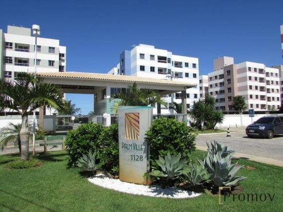 Alugo! Ótimo Apartamento Mobiliado No Cond. Palm Ville - Ap0628