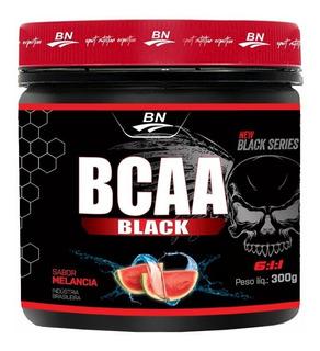 Suplemento Bcaa Pó 300 Gramas Sabor Melância Bio Nutrition