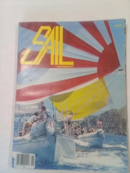 Coleção Revistas Importadas Sail