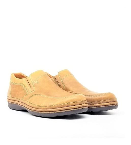 Zapatos Mocasines Nauticos Hombre Cuero Luka Tibay Calzados