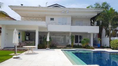 Casa Residencial Para Locação, Acapulco, Guarujá. - Ca0319