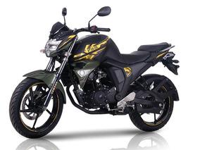 Yamaha Fz S Fi Versión 2.0 Financiada