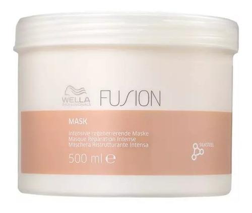 Lançamento - Wella Mascara Fusion 500 Ml