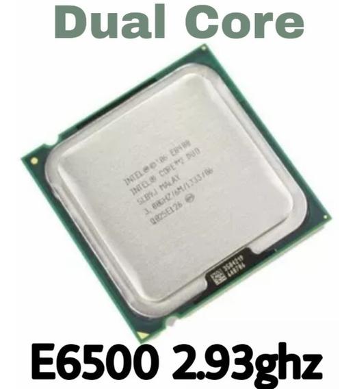 Intel Core2 Duo Processador E6500 - 2.93