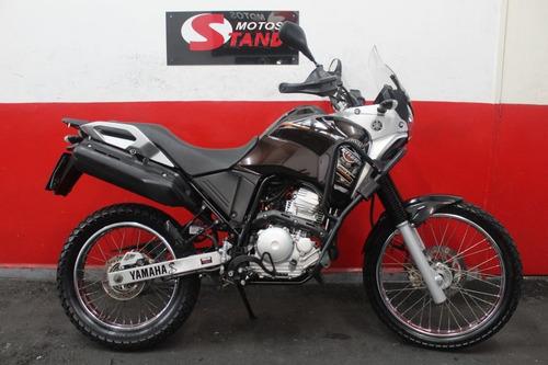 Imagem 1 de 11 de Yamaha Xtz 250 Tenere 250 2019 Marrom
