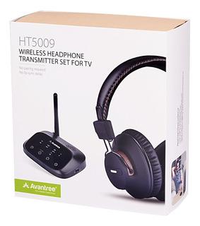 Auriculares Bluetooth Para Tv Avantree Ht5009 Optico Ps4 Pc