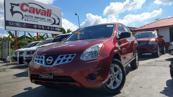 Nissan Rogue Sv Roja 2013