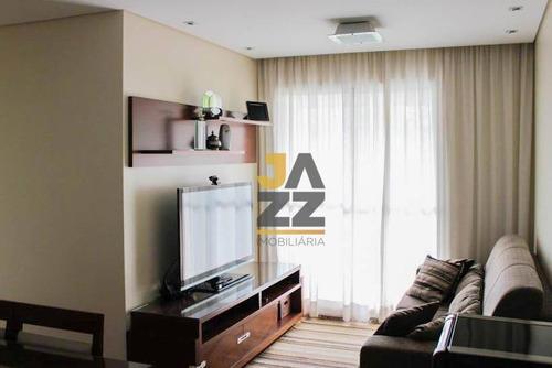 Imagem 1 de 13 de Apartamento No Morumbi Com 69 M² 2 3 Quartos - Ap6061