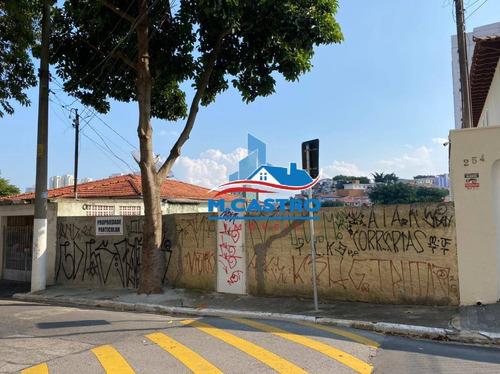Terreno Com 273m²  - Ótima Localização - 600 Metros Do Metrô Vila Sonia - 4112