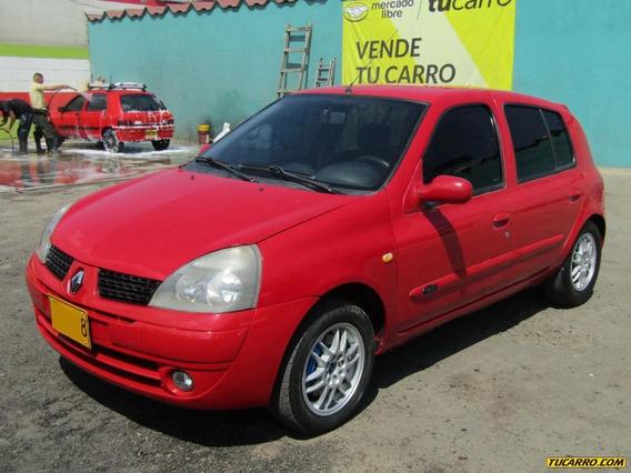 Renault Clio Iii Dynamique 1.4