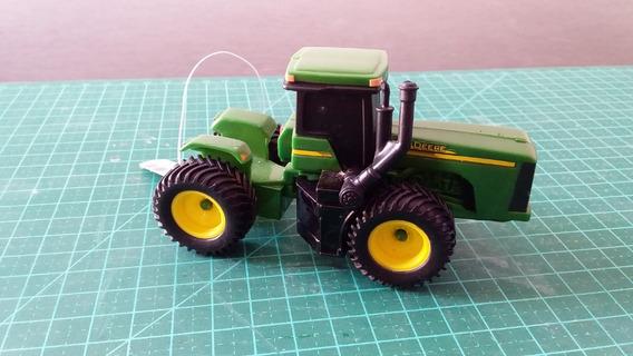 Mini Trator Articulado Jhon Deere 1/64